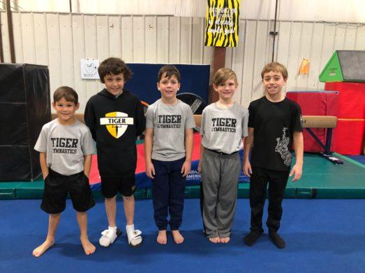 Boys Team 2019