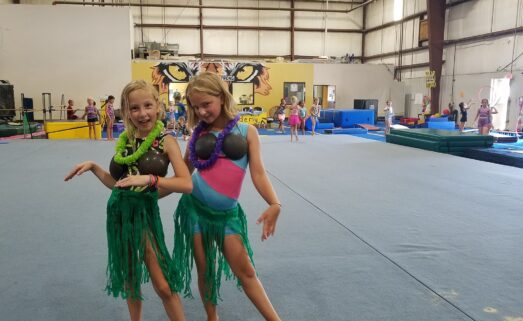 Tropical relay winners